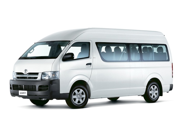 Home Cars To Hire People Mover 10 Seater