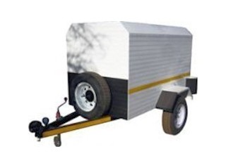 luggage trailer rent nzdcr